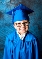Central Kindergarten Cap & Gown